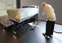 senior bed
